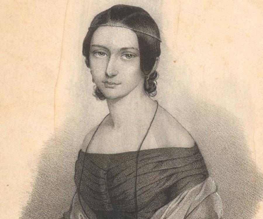 The Indomitable Clara Schumann cover.