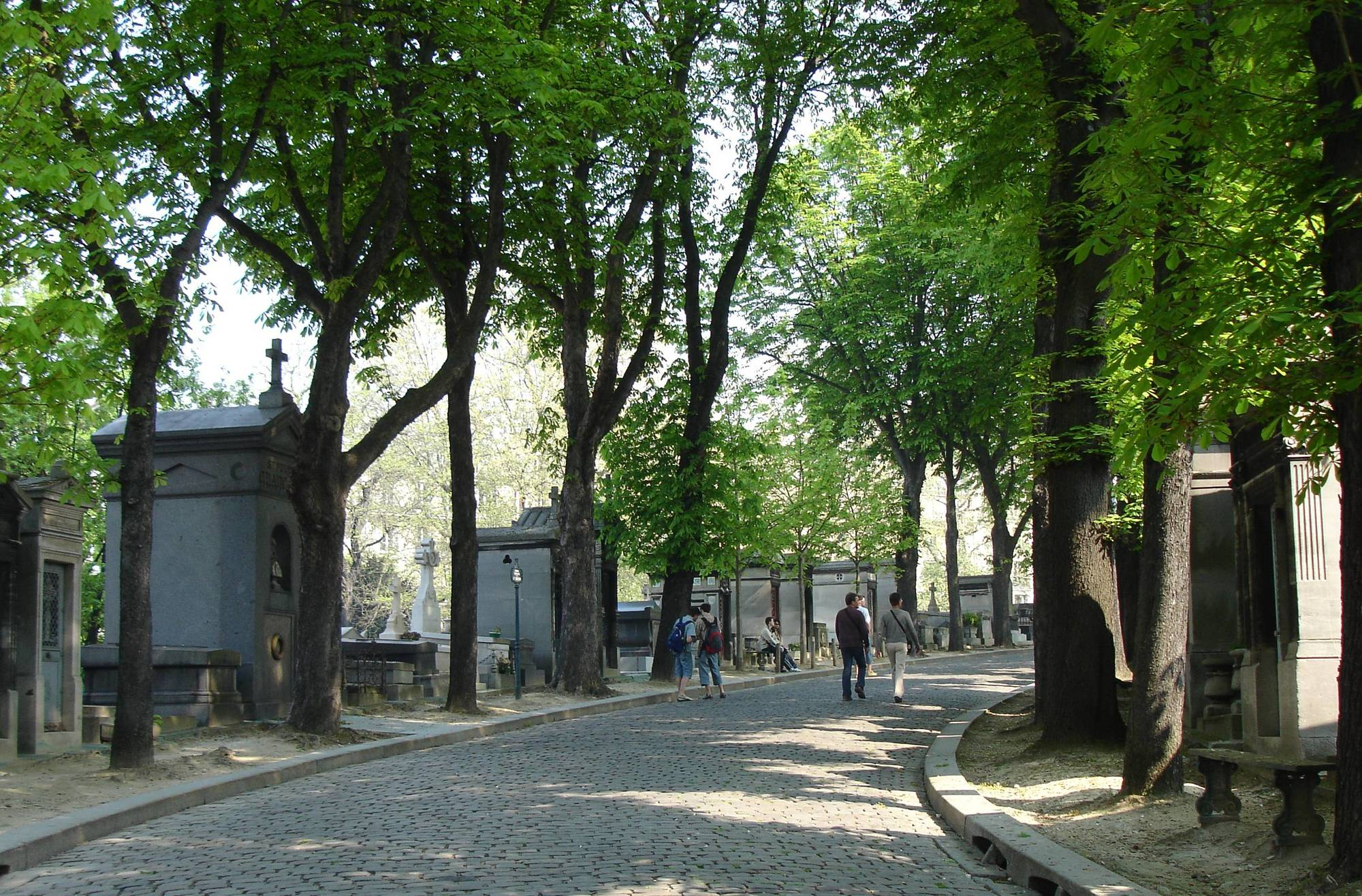 Gathering Chestnuts cover.famous paris cemetery