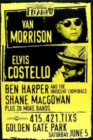 Into the Facebook Mystic with Van Morrison cover.van